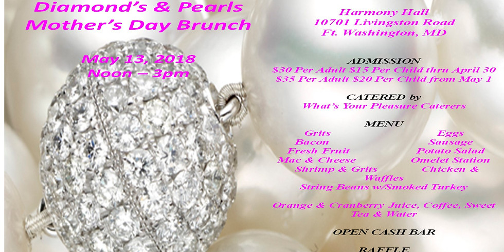 Diamonds & Pearls Mother's Day Brunch