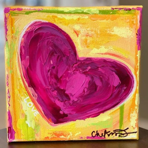 """JJ Love Collection """"One Heart"""""""