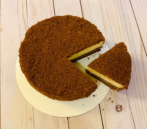 Chocolate Double Fromage Cheesecake (6 inches)