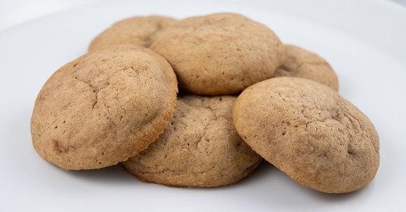 Ovaltine Mochi Cookie