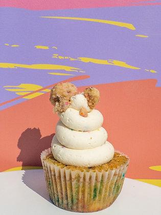 Birthday Cake Batter Cupcake