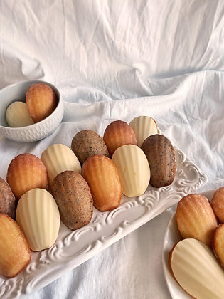 Classic Assorted Madeleines (set of 6)