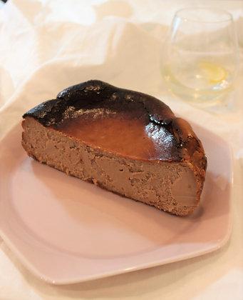 Espresso Basque Burnt Cheesecake