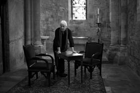 Michel Boedec, organiste titulaire de l'église Saint-Pierre de Montmartre, 2018