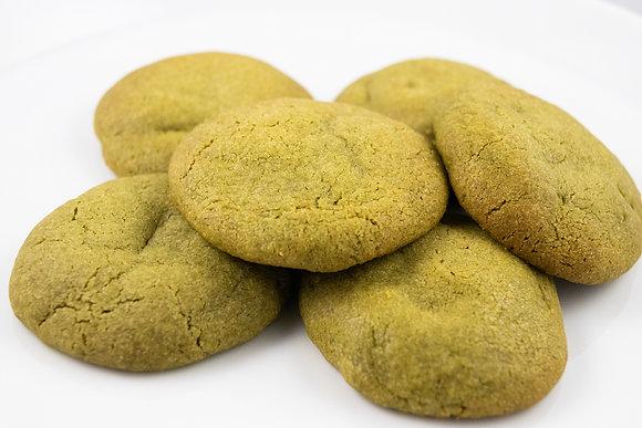 Matcha Mochi Cookie