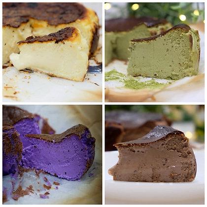 Basque Burnt Cheesecake (6 inch)