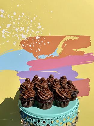 Mini Espresso Cupcake