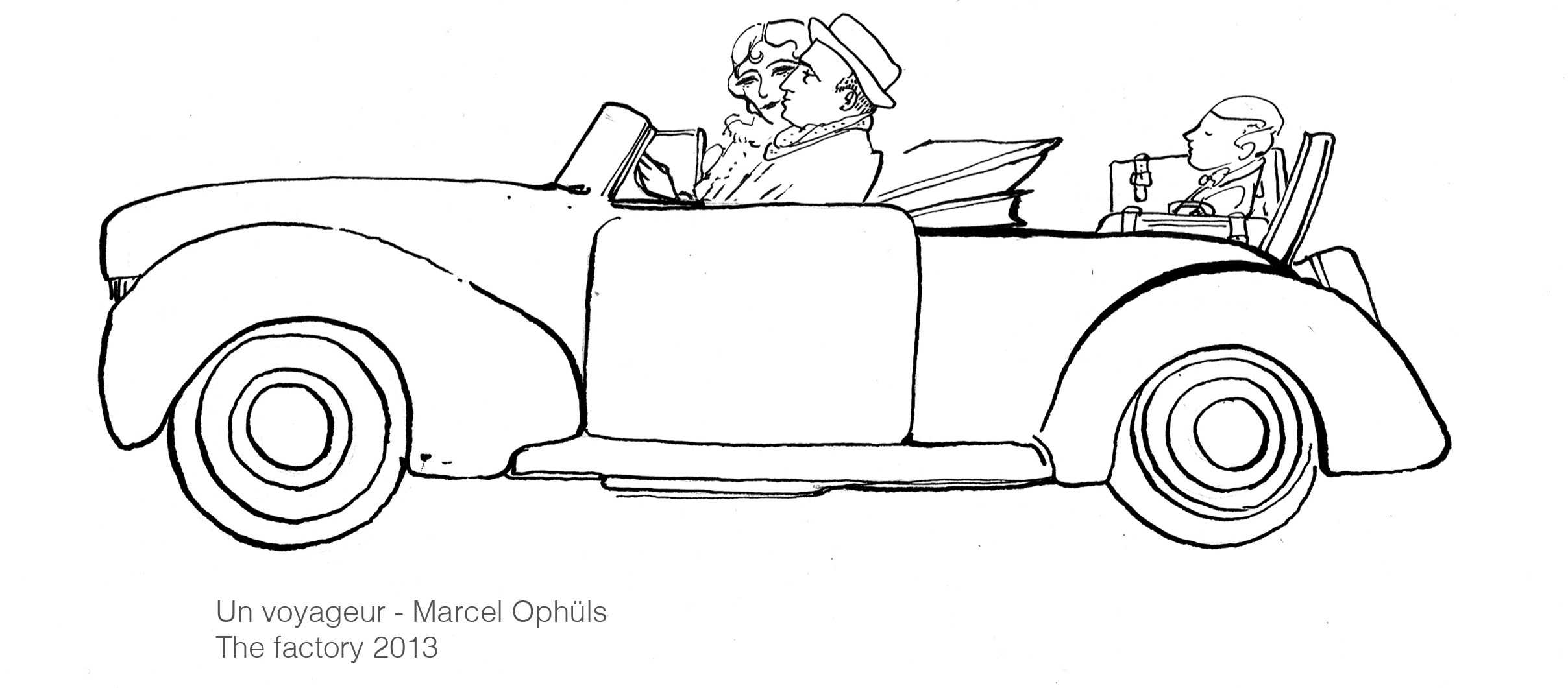 Marcel Ophüls - Un voyageur