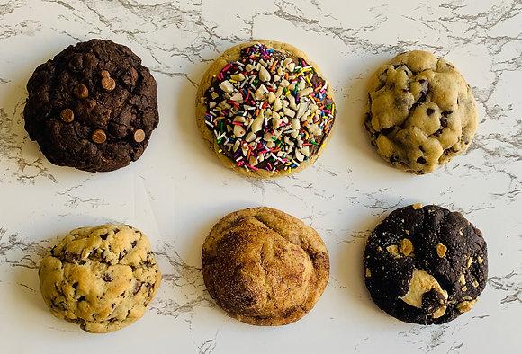 Assorted Cookies (4 oz each)