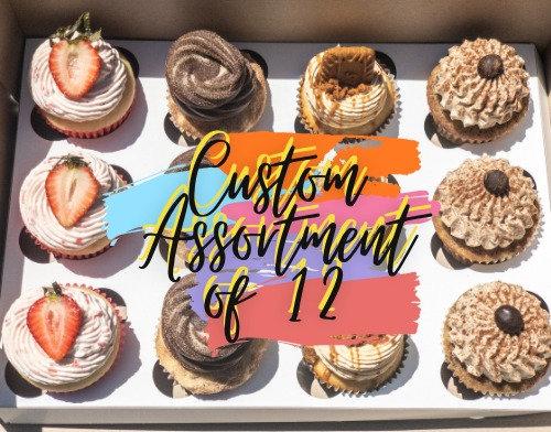 Custom Box (12 pcs)