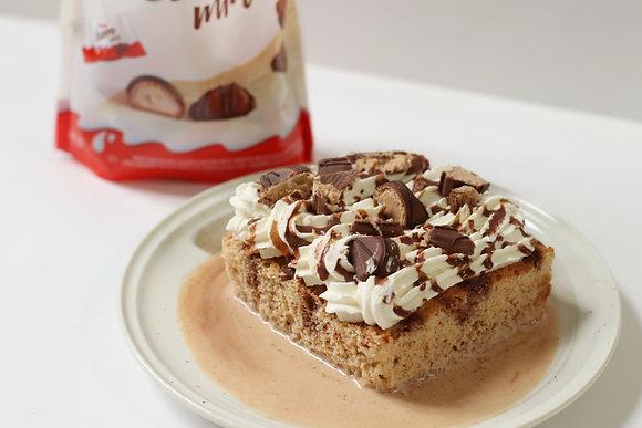 Nutella Kinder Bueno Tres Leches