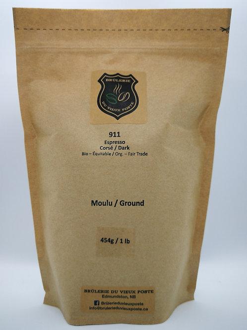 Café-Beigne - 454g (1 lb) - Moulu