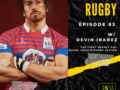 JAM IN THOT: LGBTQ+ RUGBY