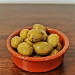 French Provençales Olives