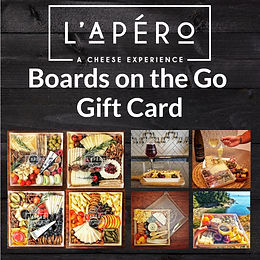 Boards on the Go - Gift Card