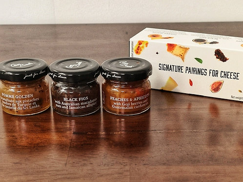 Just For Cheese Jam Trio