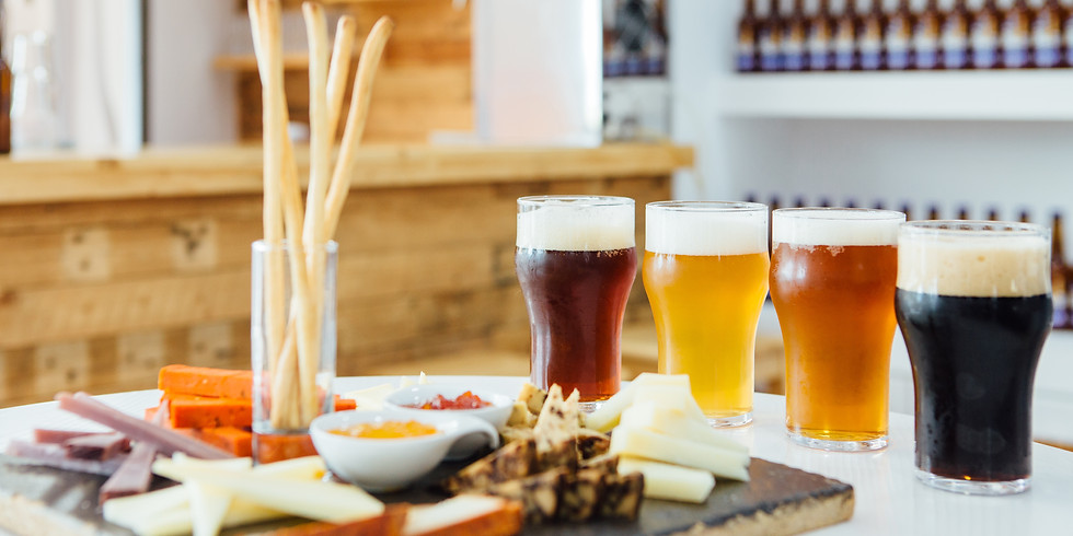 Cheese & Beer Pairing Party