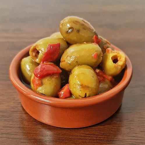 Greek Grilled Halkidiki