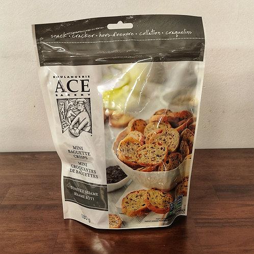 Toasted Sesame Mini Crisps