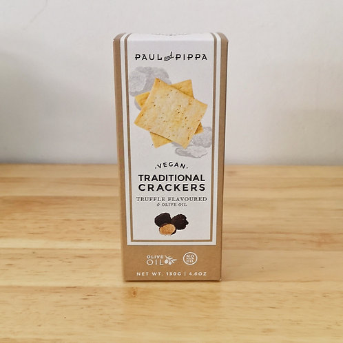 Truffle Flavored Crackers