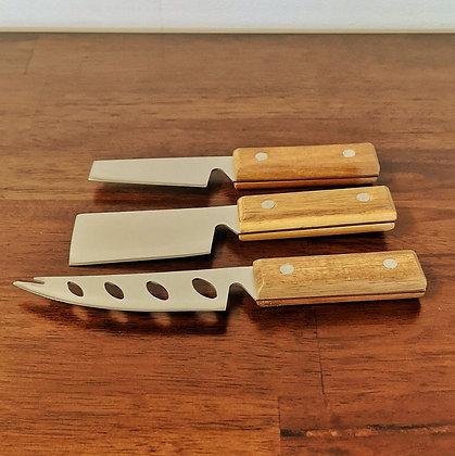 Rustic Knife Set