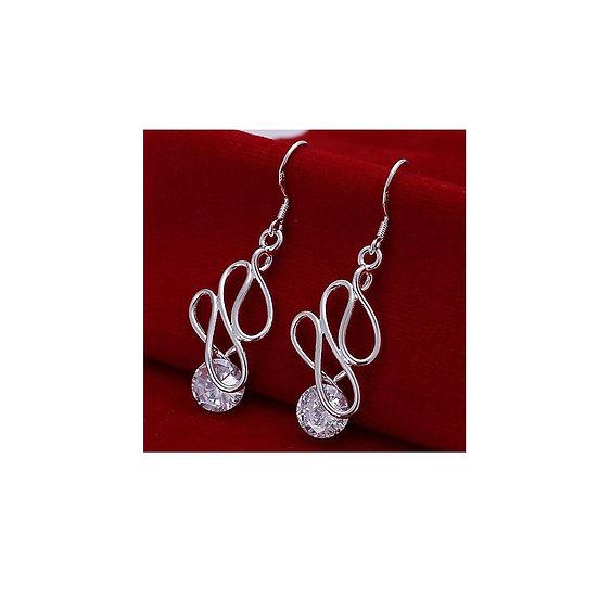 Generous Drop Earrings