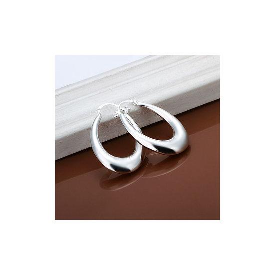 U Hoop Earrings
