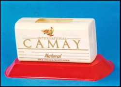 camy soap display