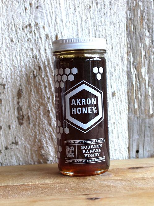 Akron Honey Bourbon Barrel Honey