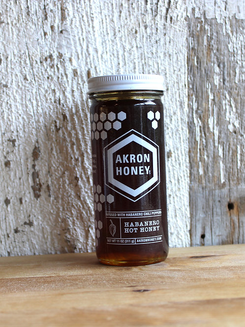 Akron Honey Habanero Hot Honey