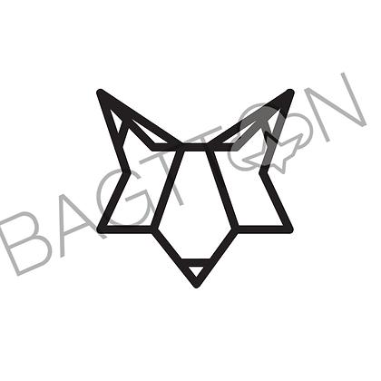 Arte digital - Diamond fox