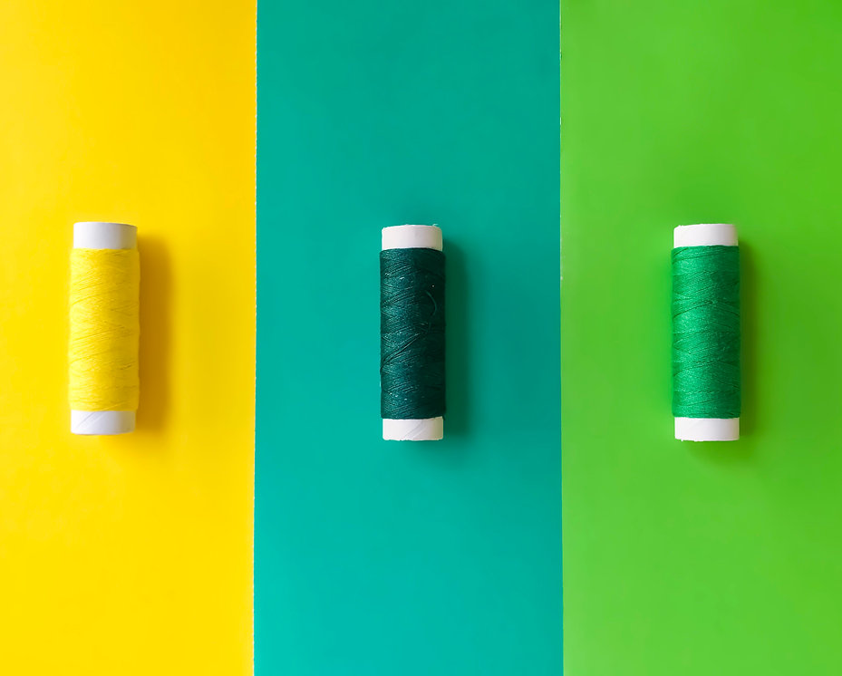colorful-minimal-flat-lay-sewing-threads