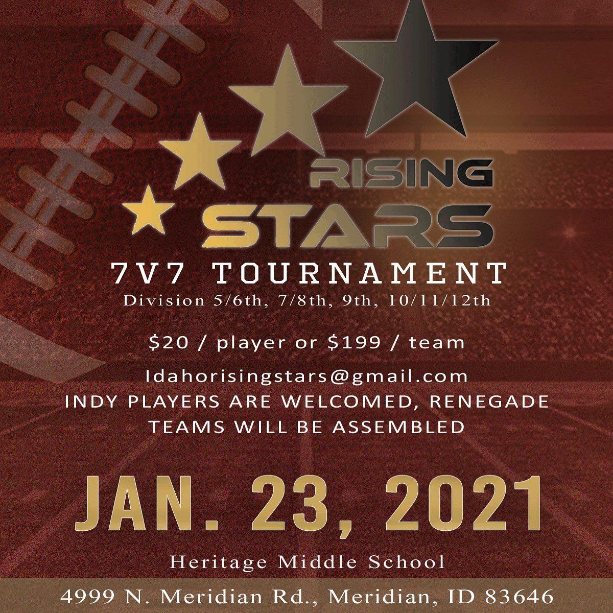 Rising Stars Tournament 2021