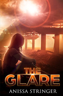 new cover ebook The Glare.jpg