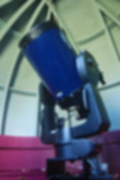 The Port Macquarie Astronomical Observatory's telescope
