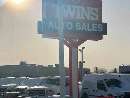 Twins Mega Show room is a ray of Sunshine (Redford Connection April Edition 2019)