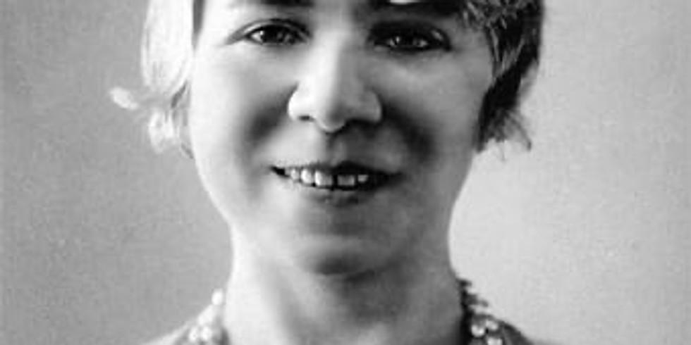 Alfonsina Storni, ruptura del pudor