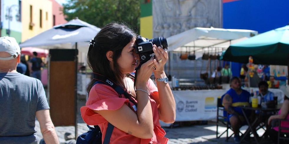 Fotografía como un medio de expresión creativa