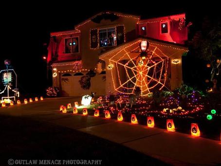Our Halloween Village - CE2, CM1 & CM2