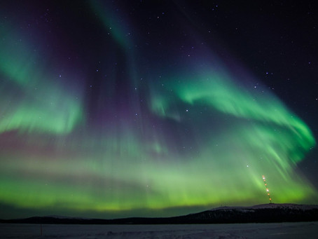 The Northern Lights Legend - The Explorers