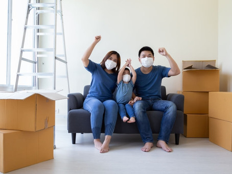 5 Tips for Moving During a Pandemic – From Someone Who's Done It
