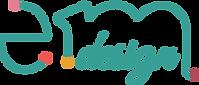 EmDesign Wedding Invitation Logo and Home Page Link