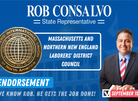 MNNELDC Endorses Rob Consalvo for State Representative