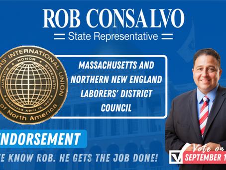 MNNELDC Endorses Rob Consalvo for State Representative