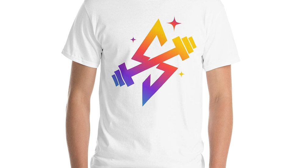 Sparkles and Strength Short Sleeve T-Shirt