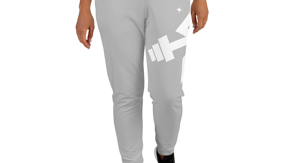 Sparkles and Strength Logo Women's Joggers