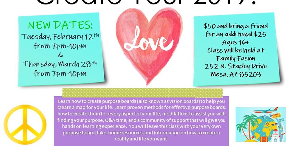 Create Your 2019! - February Class