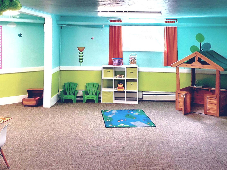 Grace River Family Ministry Nursery