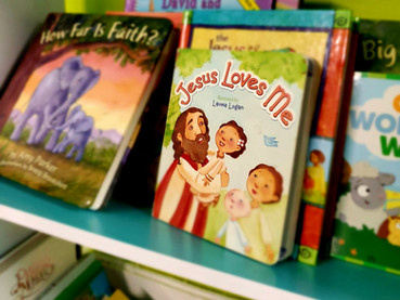 Family Ministry library
