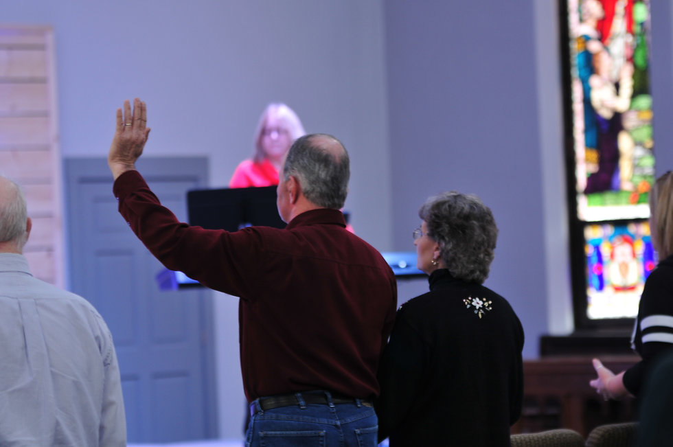 Grace River Sunday worship reopen